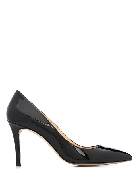 Beymen Collection Deri Stiletto Siyah